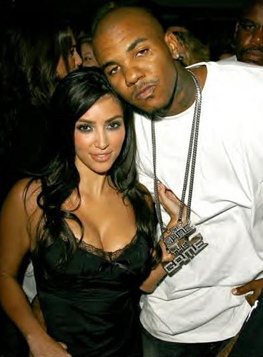The Game & Kim Kardashian