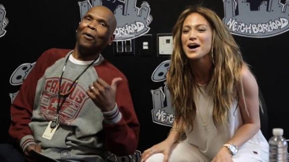 Jennifer Lopez & Big Boy
