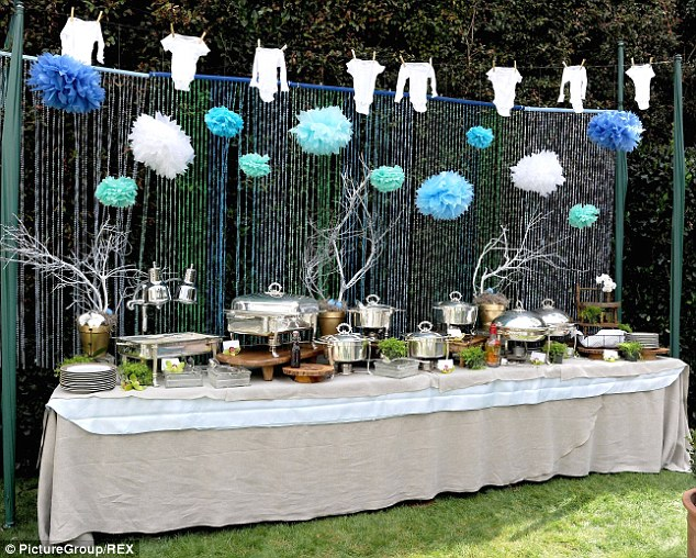 baby shower it s the plug